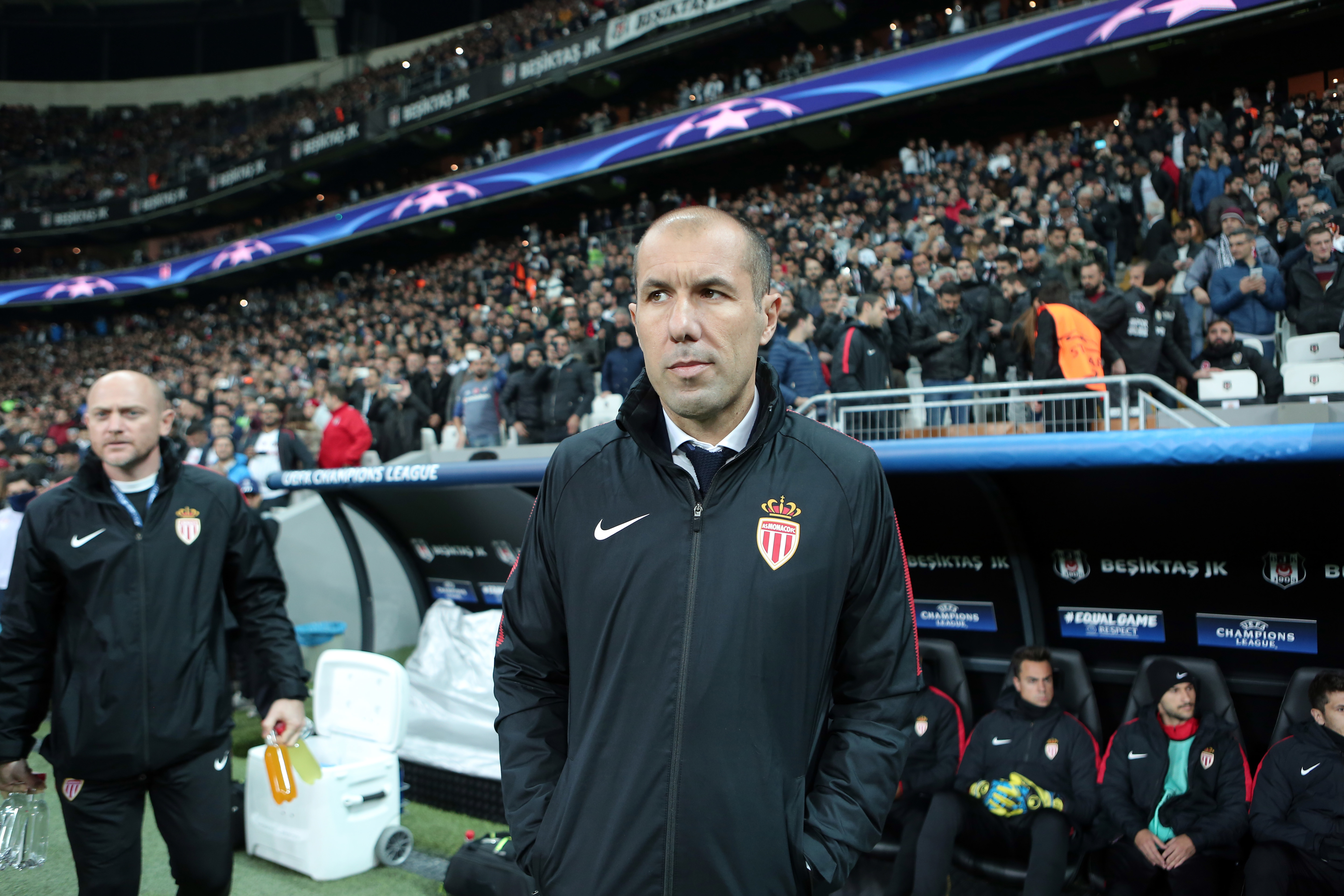 Jardim was in charge of the club until October. Image: PA Images
