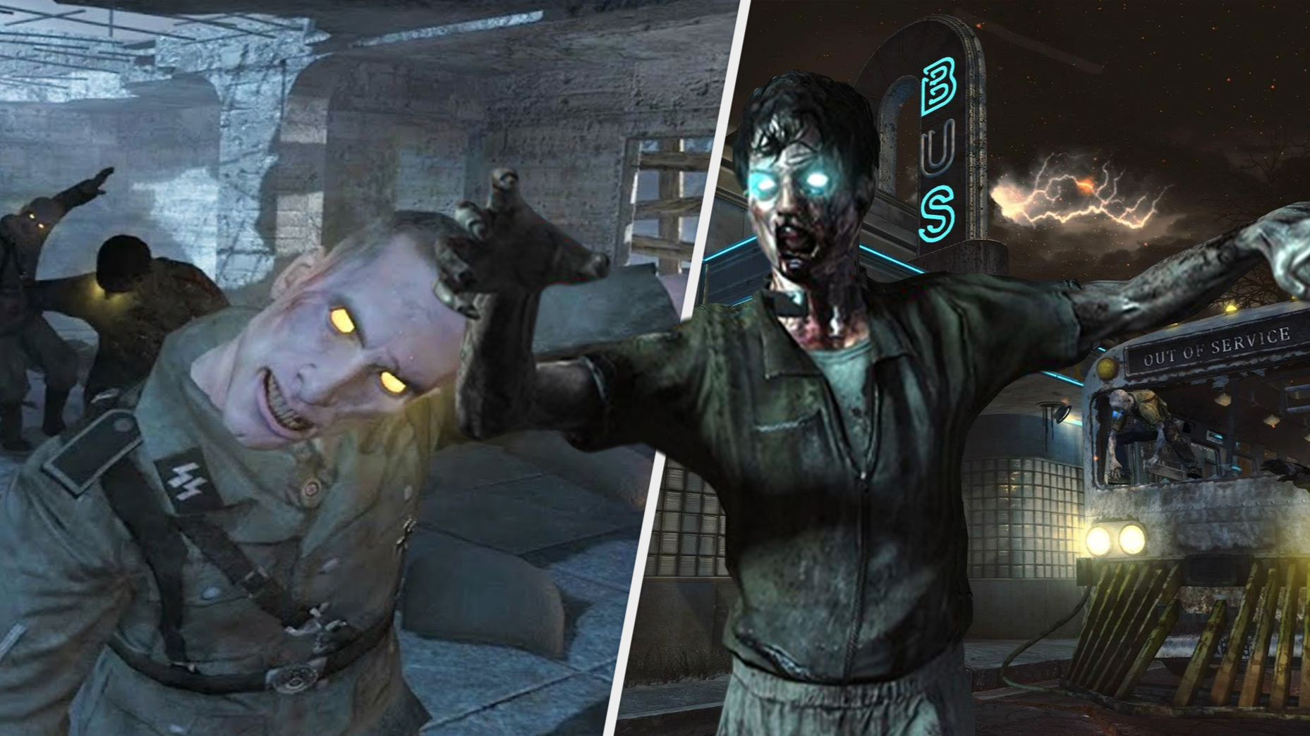 Black Ops Cold War Features Classic Zombies Maps Says Industry Insider Ladbible