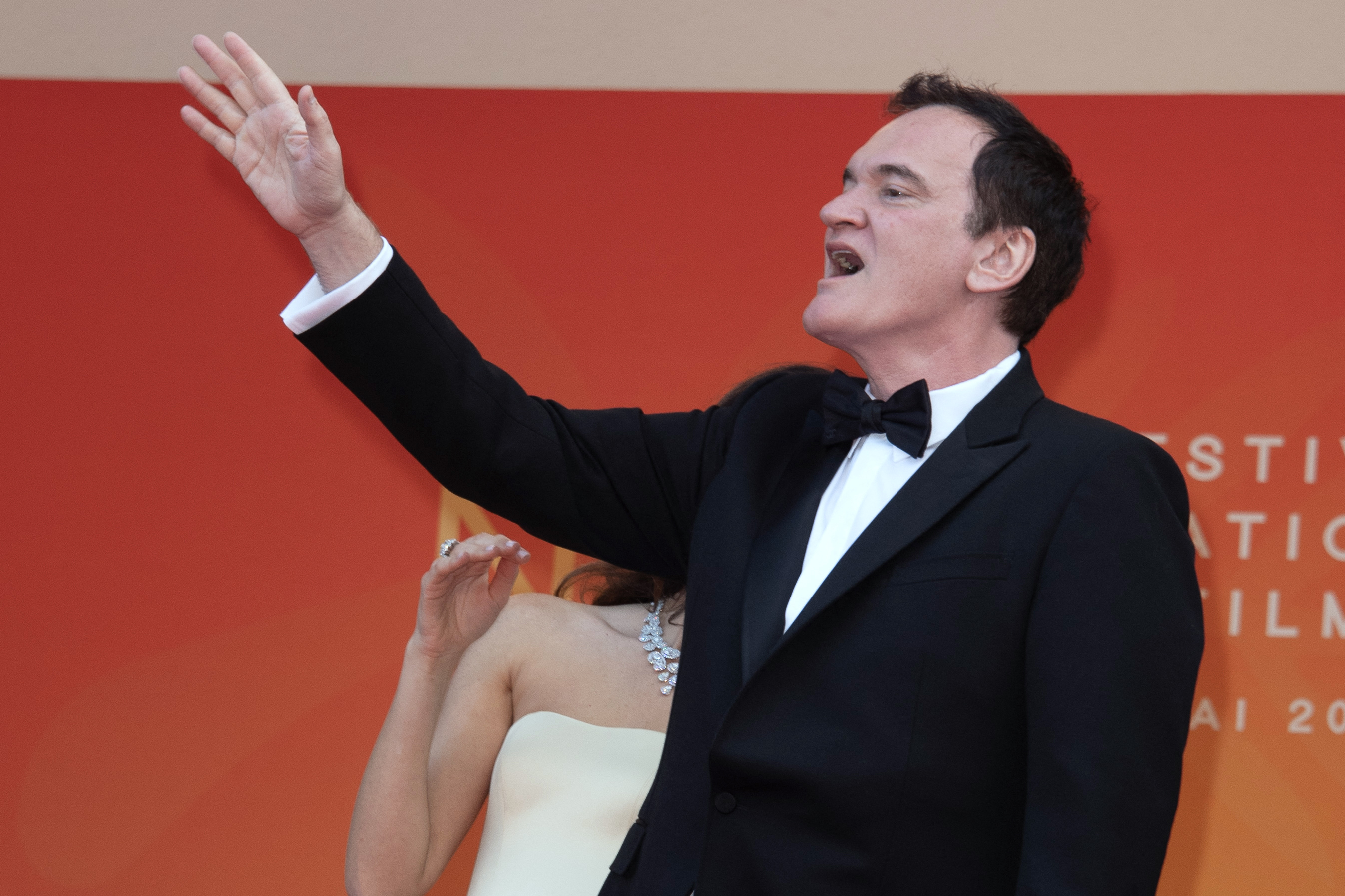 Quentin Tarantino: Have been talking about 'Kill Bill 3' with Uma Thurman