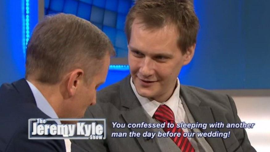 Jeremy Kyle's 'Favourite Ever Guest' Is Jailed For Assaulting His Wife