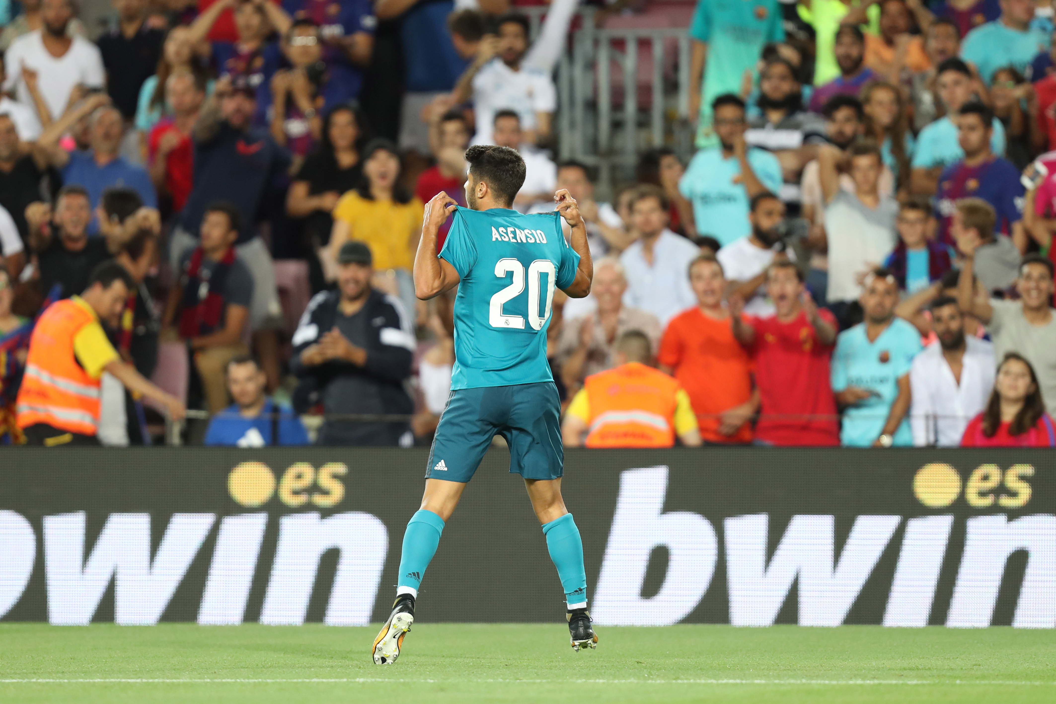 Asensio: Real Madrid deserved Supercopa title