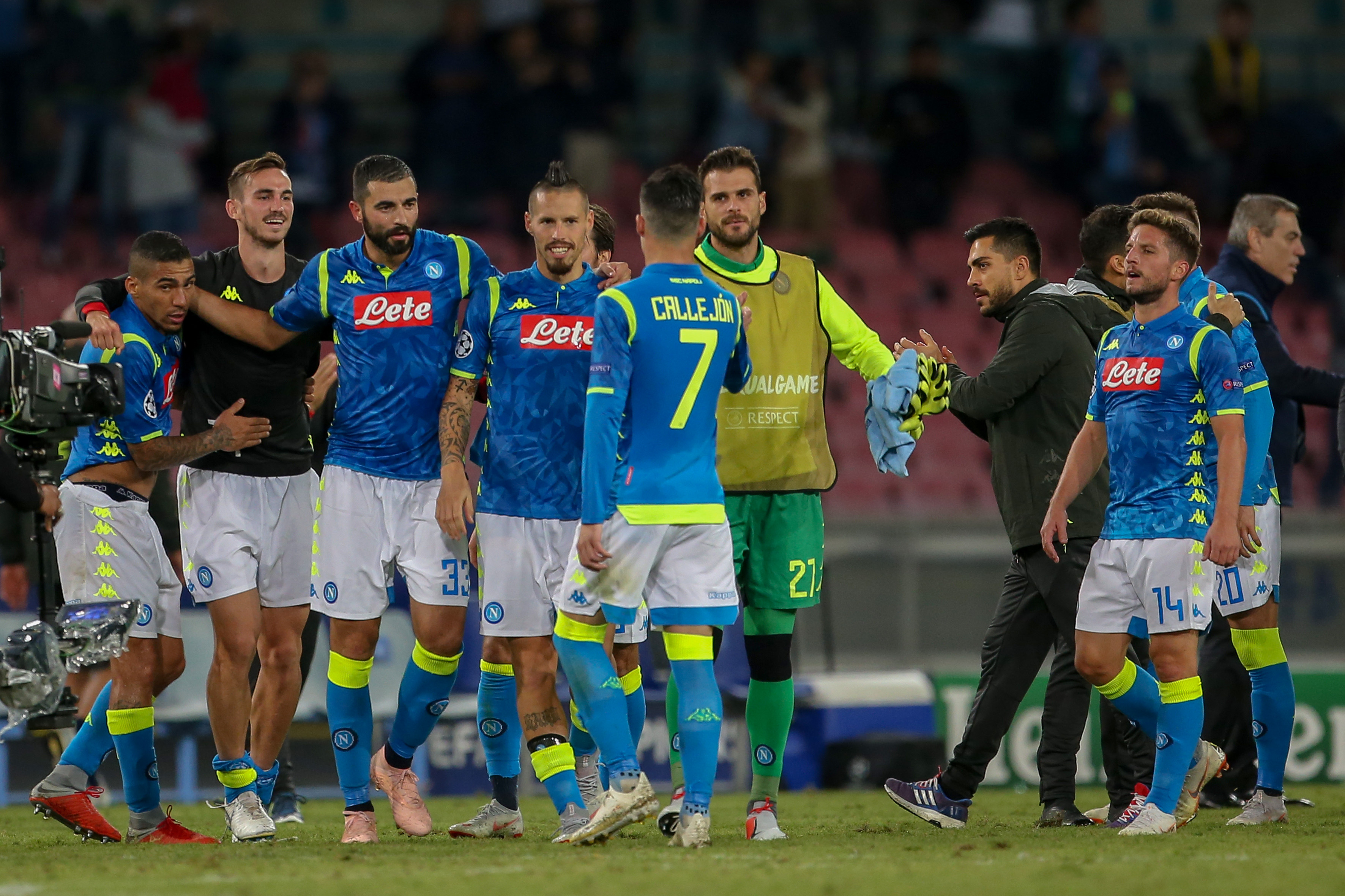 Napoli Star Robbed At Gunpoint After Champions League Victory Against Liverpool