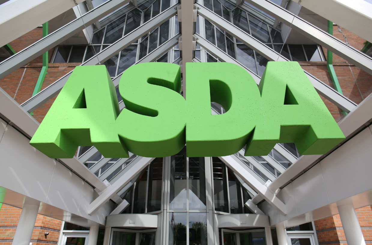 Asda said it's doing its 'small part' to help tackle knife crime. Credit: PA