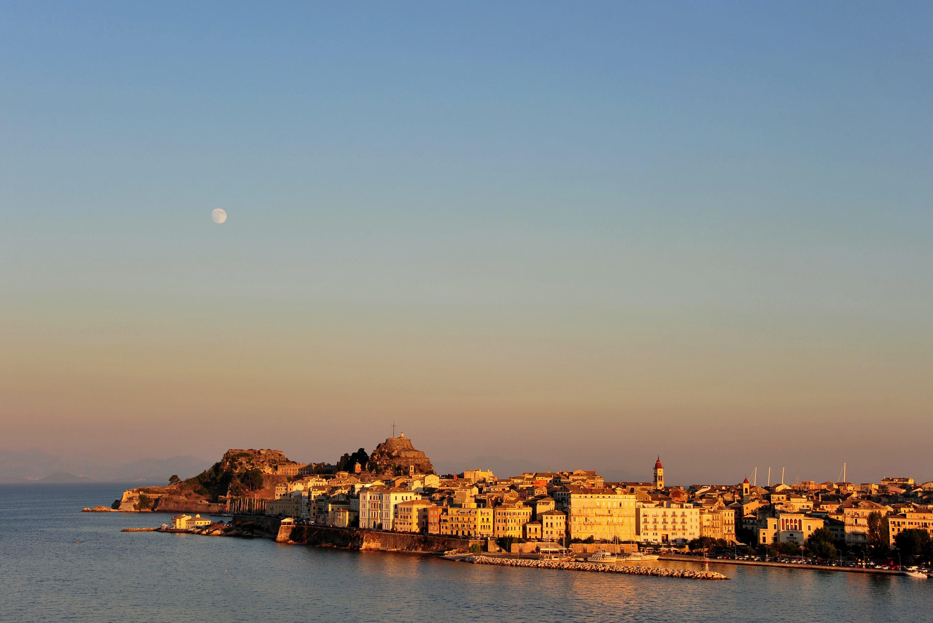 Corfu. Credit: PA