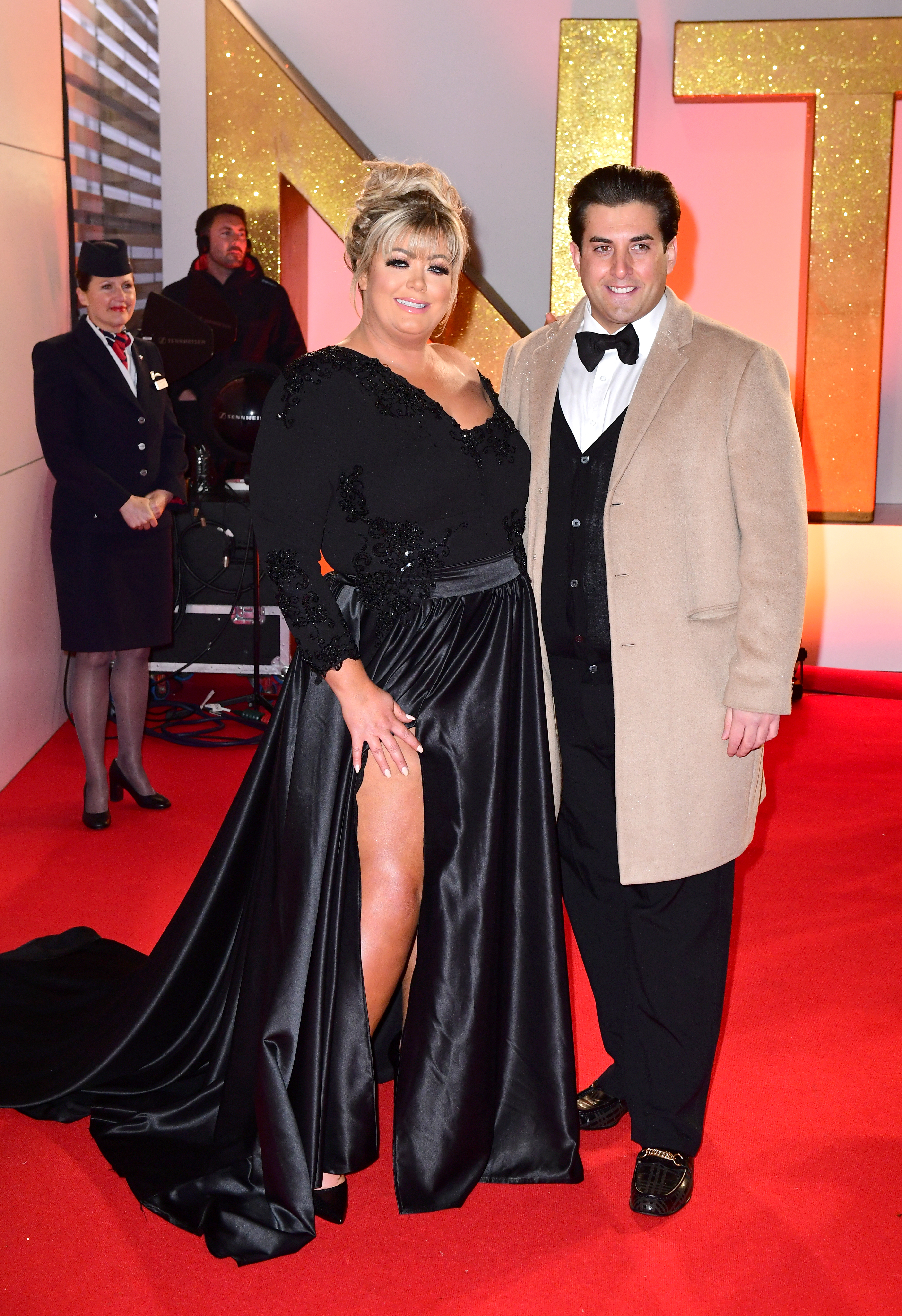Gemma's boyfriend Arg says she has had to use her mum's wheelchair since the accident. Credit: PA