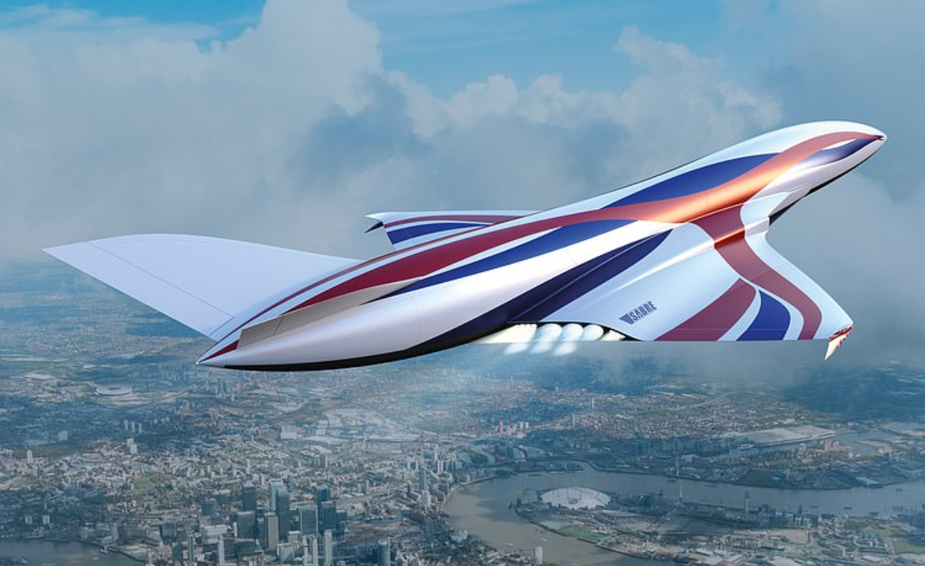 Breakthrough for hypersonic jet that could fly at Mach 25