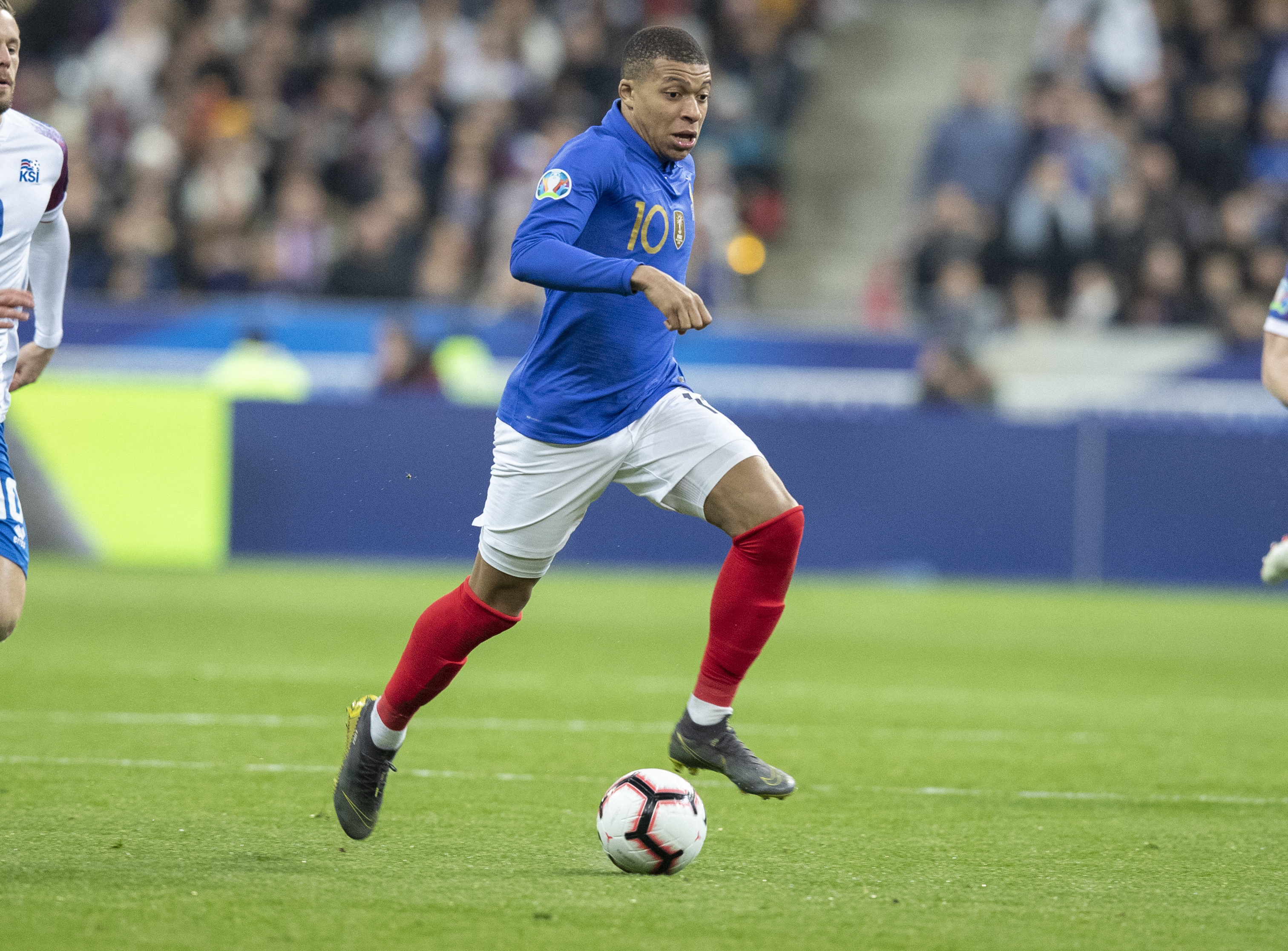 France 4-0 Iceland