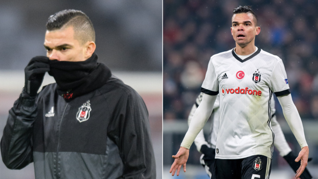Pepe Will Have His Contract At Besiktas Terminated On Monday