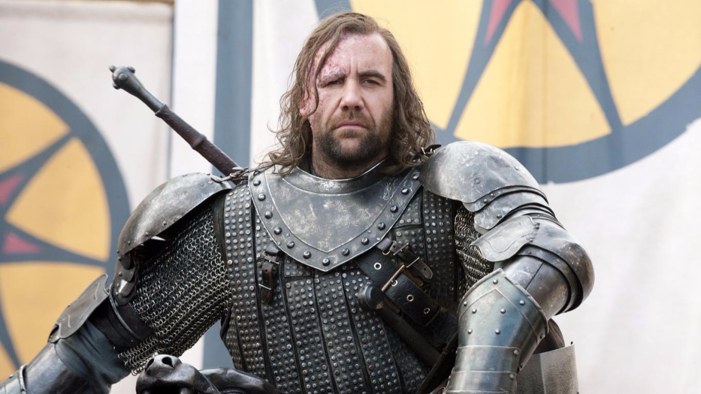 'Game Of Thrones': Watch This Supercut Of The Hound's Best Insults