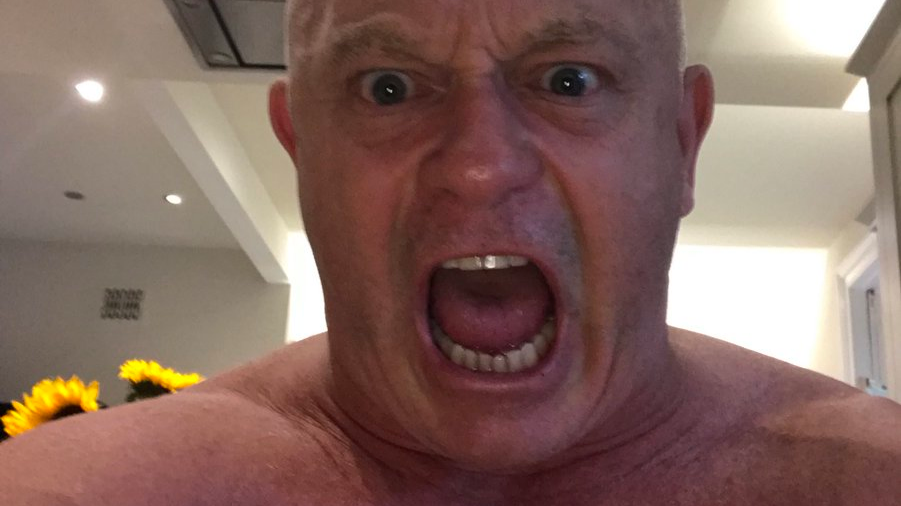 Ross Kemp Reacted Hilariously To Last Night's England World Cup Match