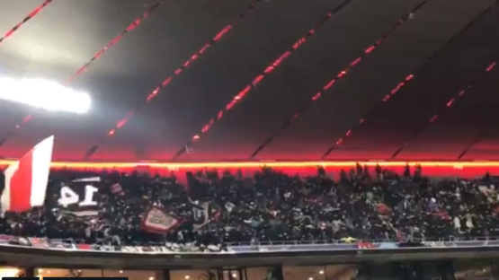 Ajax Have Some Of The Best And Loudest Away Fans In World Football