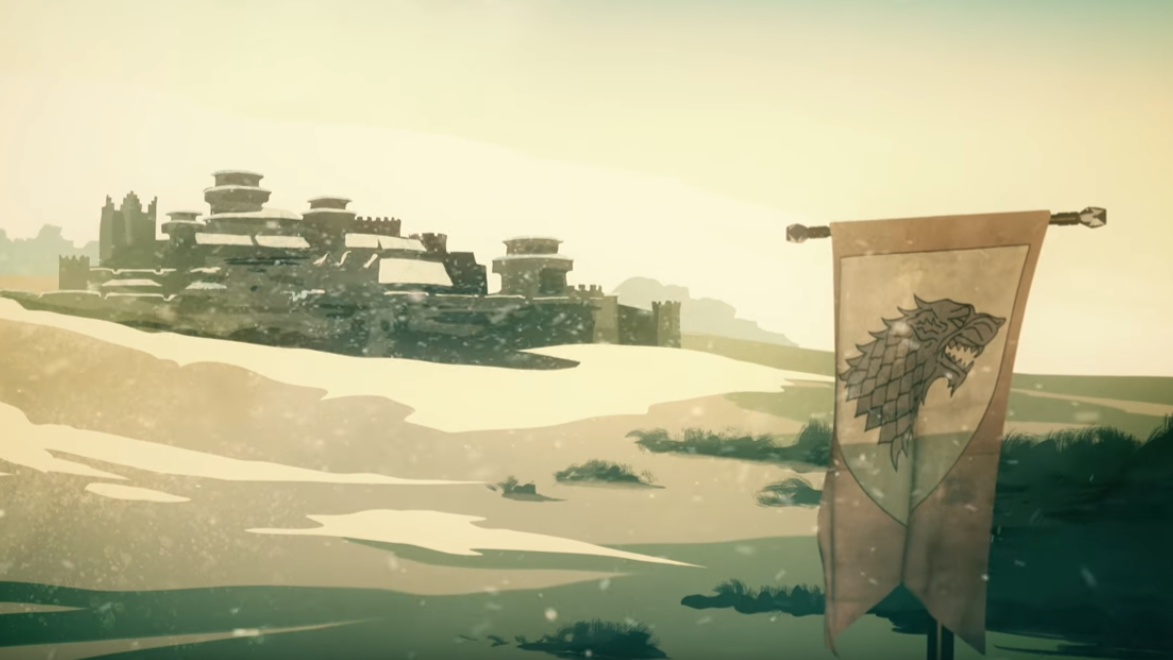 There's An Official Animated 'Game Of Thrones' Series That Reveals The Origins Of The Houses Of Westeros