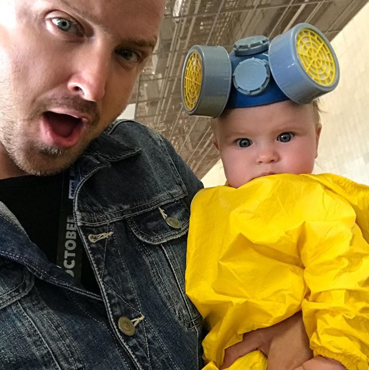 Credit: Aaron Paul/Instagram