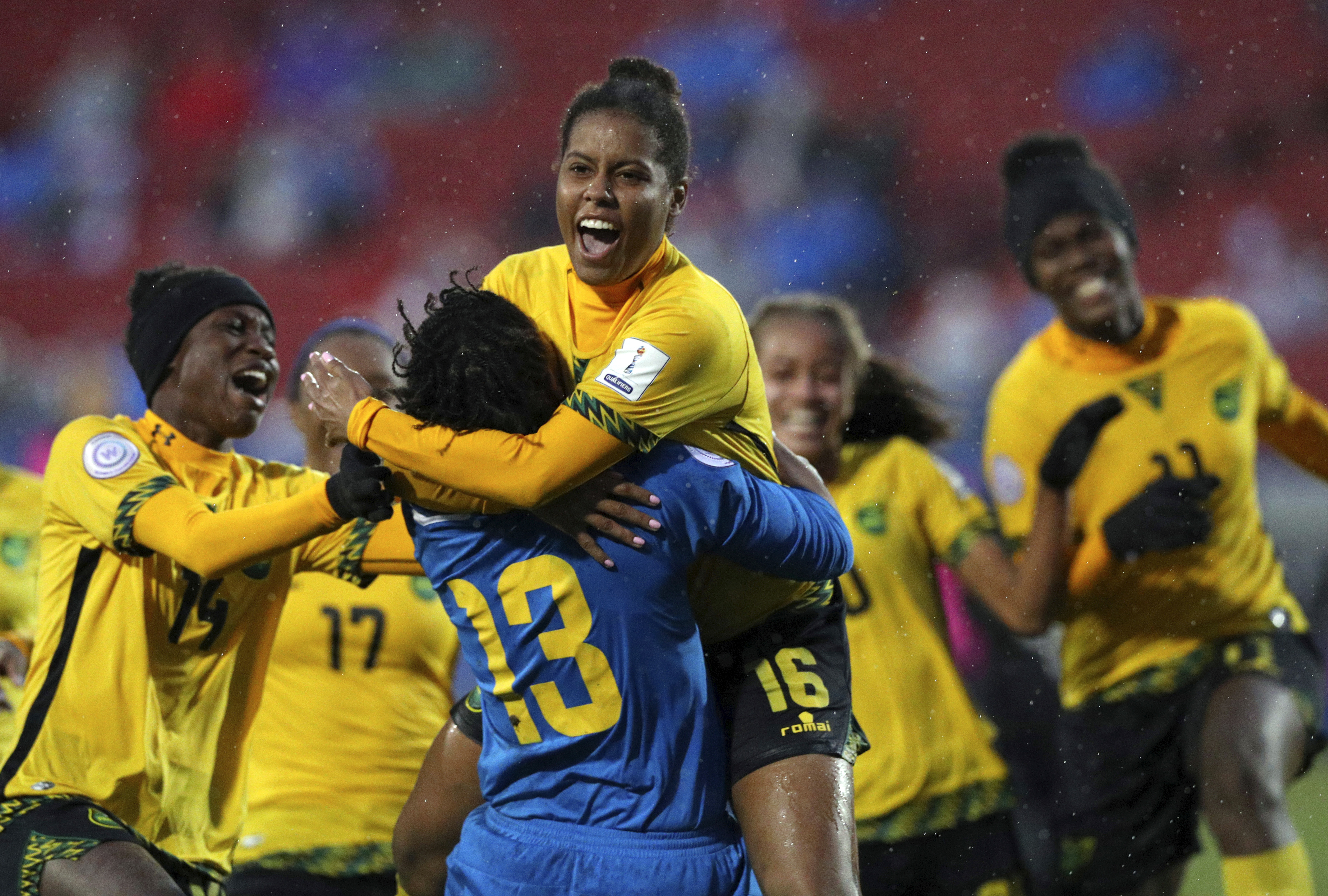 Jamaica's 'Reggae Girlz' are making their first appearance at the Women's World Cup