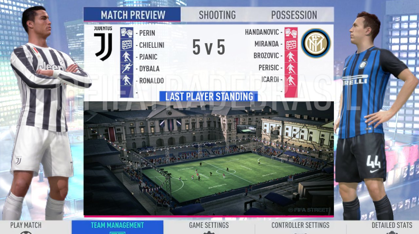 278fa1aeb1d262 5 vs 5 Mode  Rumoured To Feature In  FIFA 19  - SPORTbible