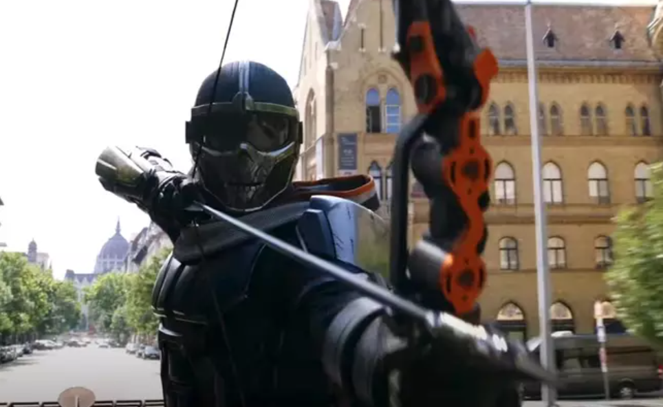 Marvel Casts World S Tallest Bodybuilder Olivier Richters For Black Widow Ladbible