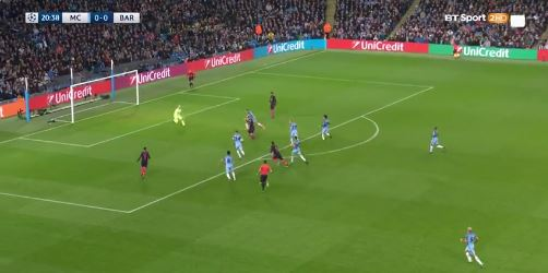 WATCH: Barcelona Make Counter Attacking Football Look Easy With Messi Goal