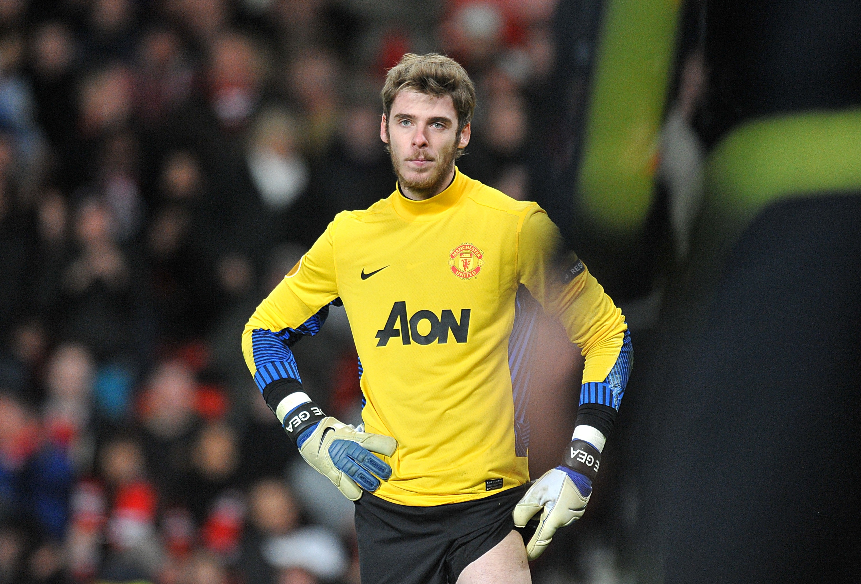De Gea struggled early in his United career but has become the club's most important player. Image: PA Images