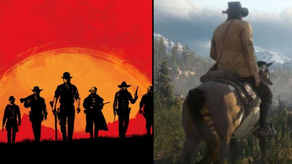 First Official Gameplay Trailer For 'Red Dead Redemption 2' Has Dropped