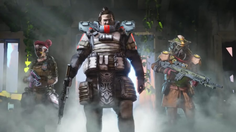 Apex Legends amassed tens of millions of players in its first month.