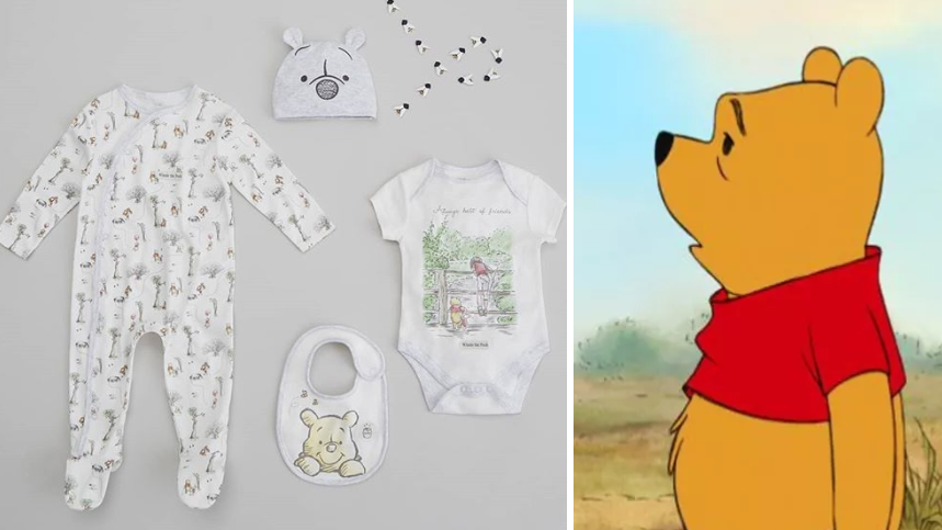 95dfdffa43ad Primark s Winnie The Pooh Baby Clothes Are As Sweet As Honey - Pretty 52