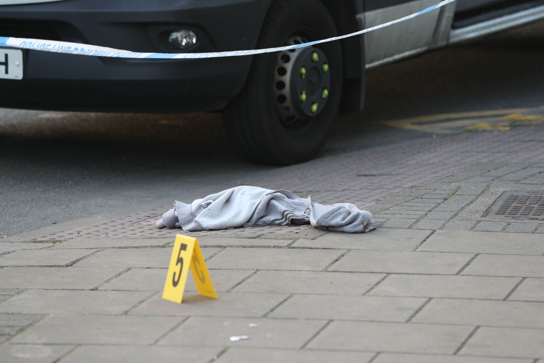 Teenage boy shot dead in broad daylight in London