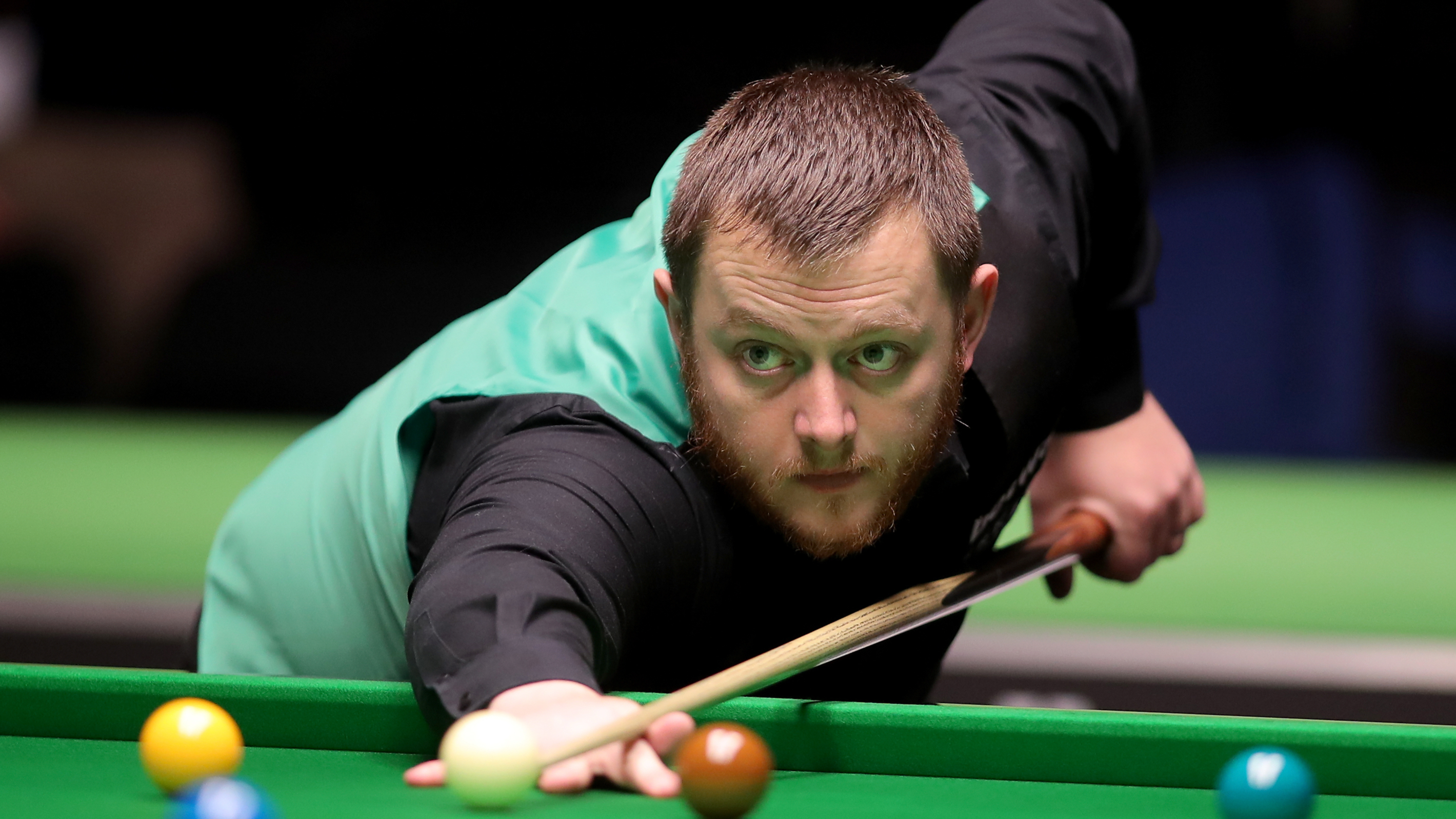 Loud 'Sex Noise' Interrupts UK Championship Snooker Match