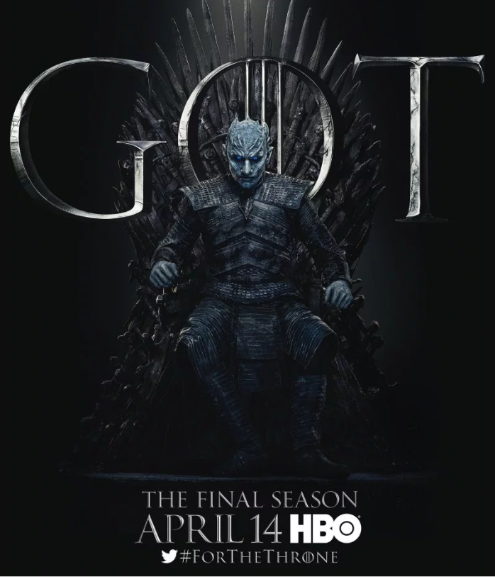 The Night King is back. Credit: HBO