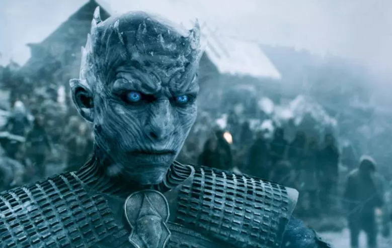 The actor behind the Night King has revealed his character's motivations. Credit: HBO