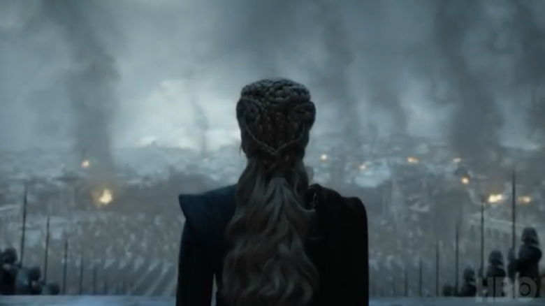 Dany will finally get her chance at the throne, it seems. Credit: HBO