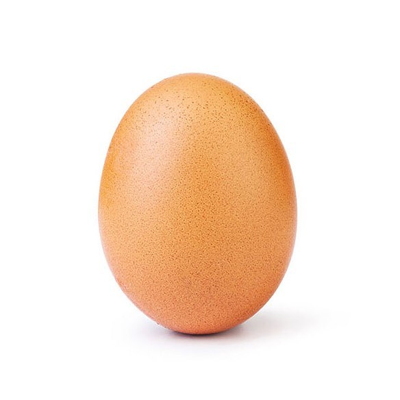 The Instagram egg's creator has been revealed