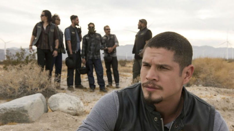 Here's your first look at Sons Of Anarchy spinoff Mayans MC