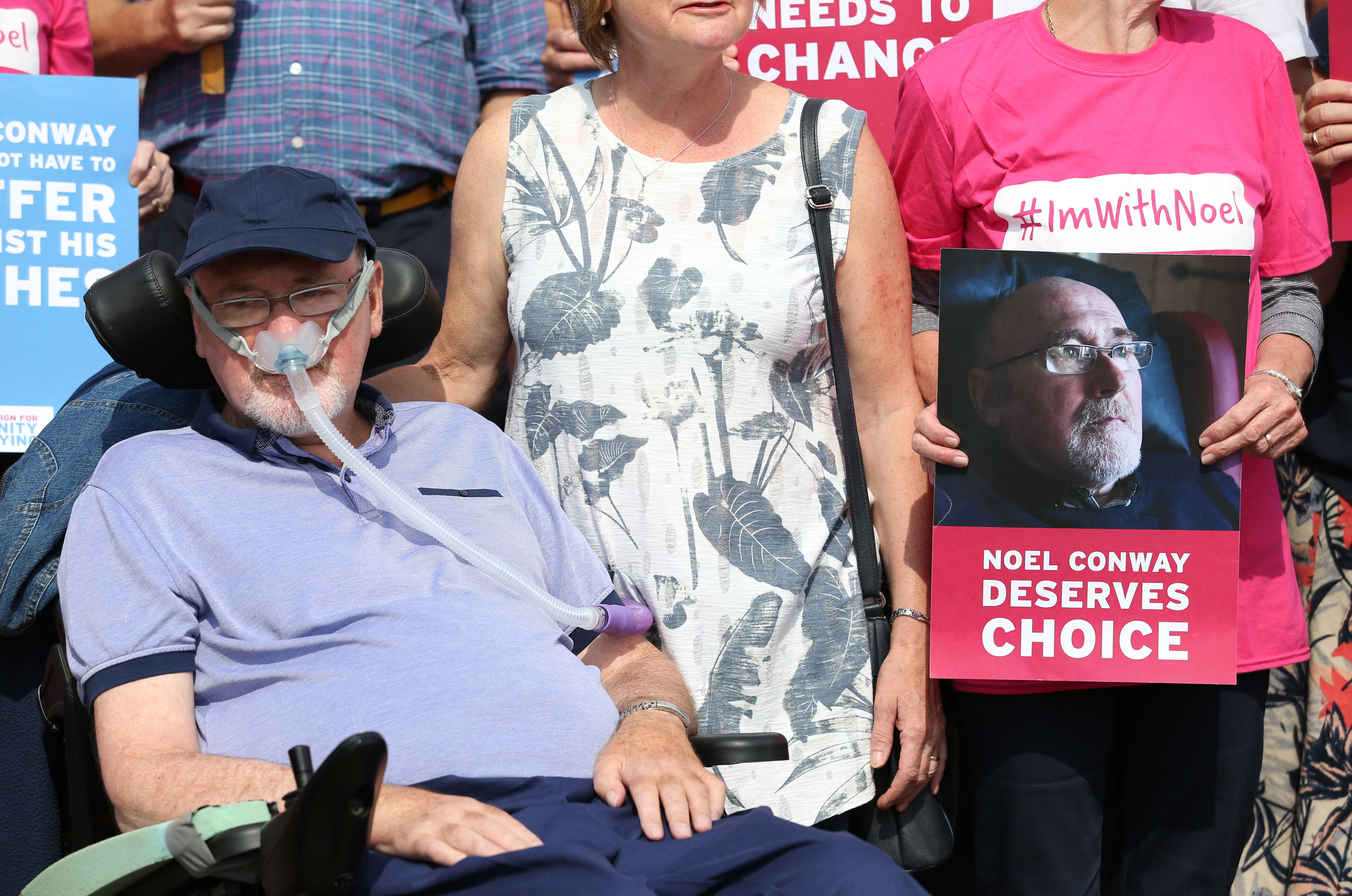 Terminally ill man can appeal against right-to-die ruling, say judges