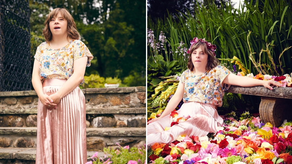 Woman With Down's Syndrome Surprised With Photo Shoot For Birthday