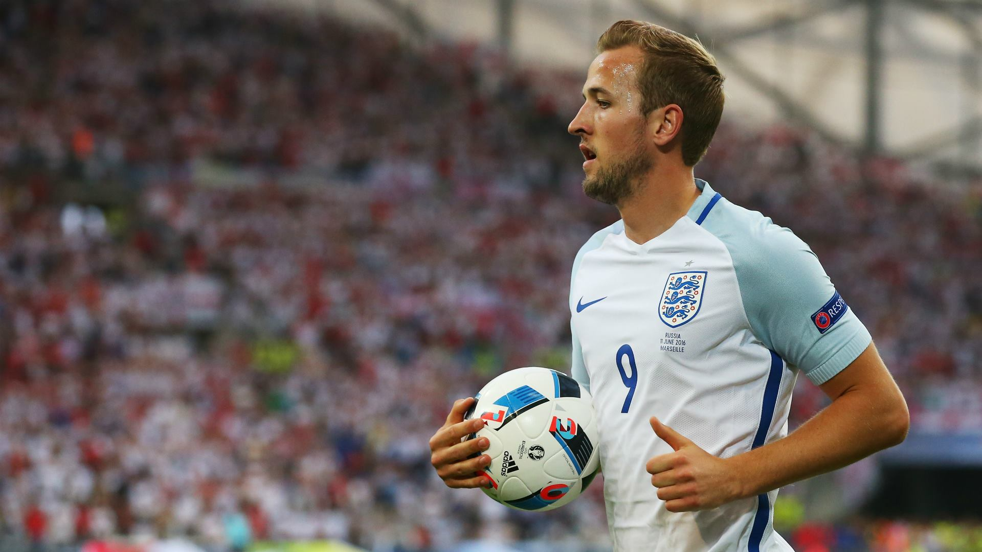 There's A Reason Why Harry Kane Is Taking Corners For