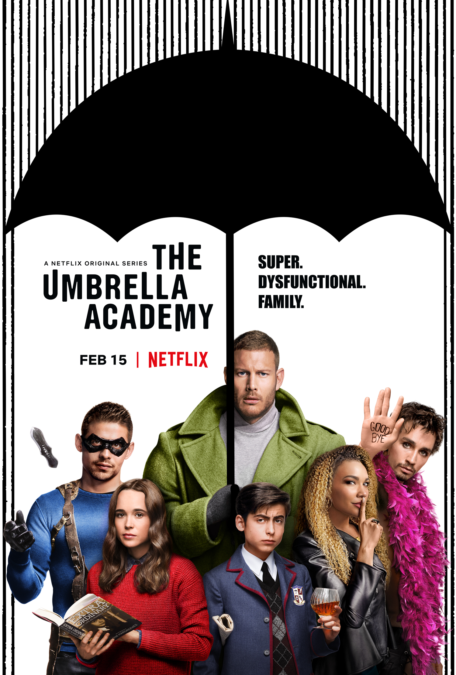 People Are Buzzing Off Netflix's 'The Umbrella Academy' And This Is Why