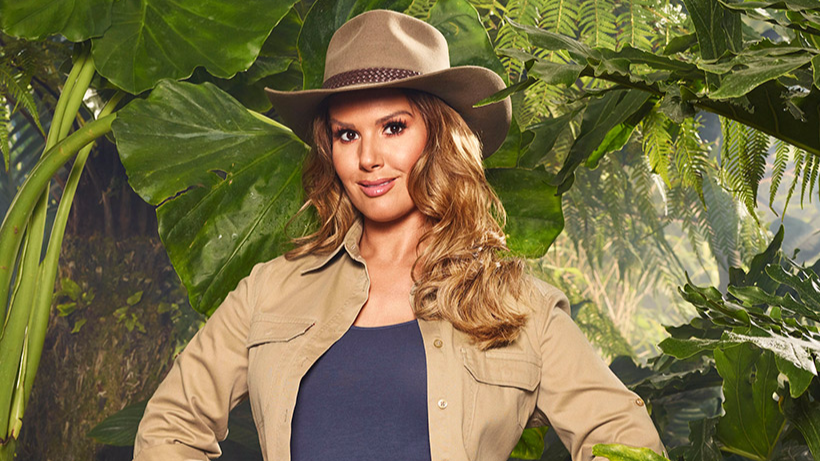 I'm A Celeb Viewers Are Calling For Rebekah Vardy To Be Removed
