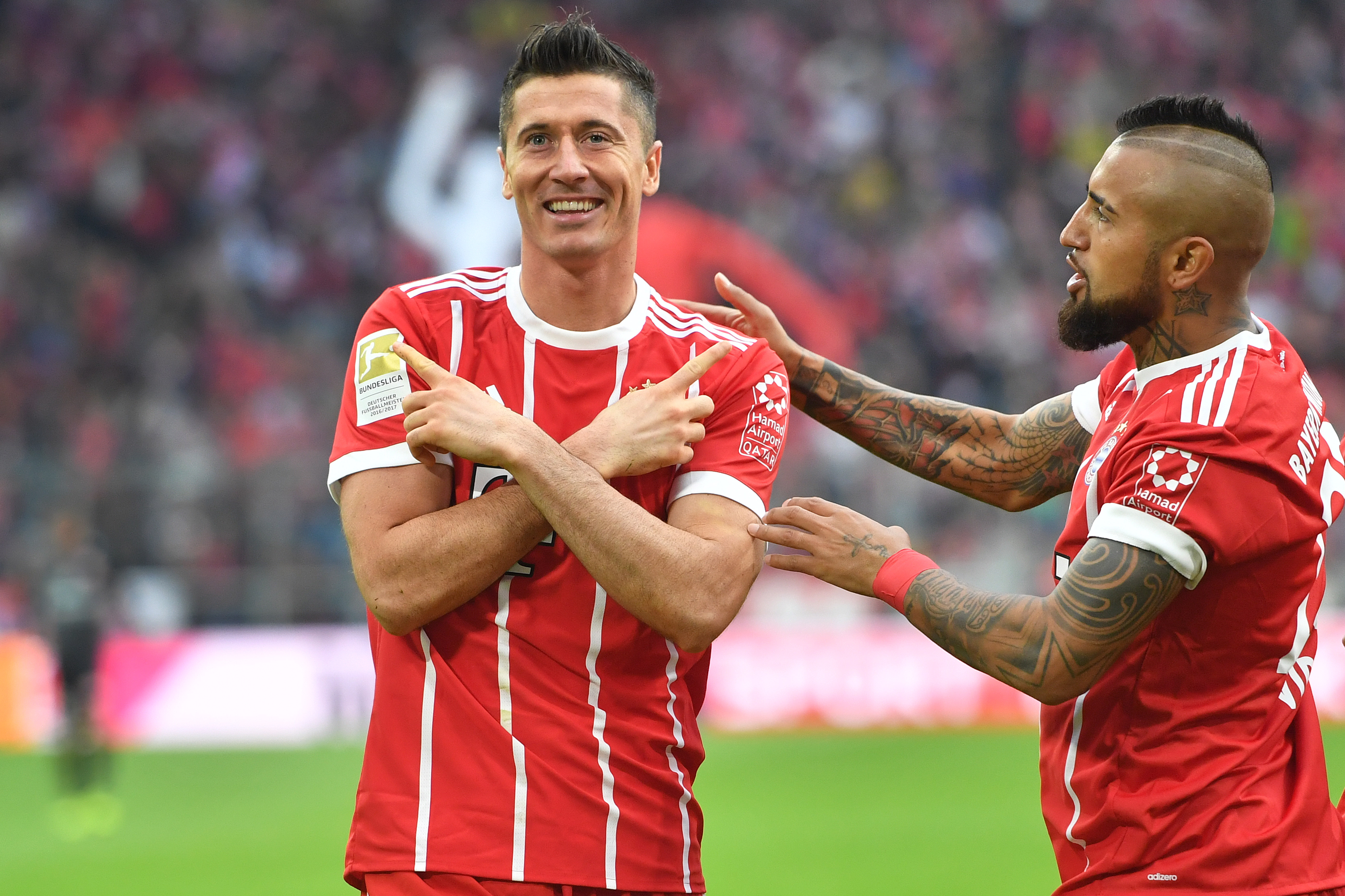 Lewandowski instructs agents to push through Real Madrid move