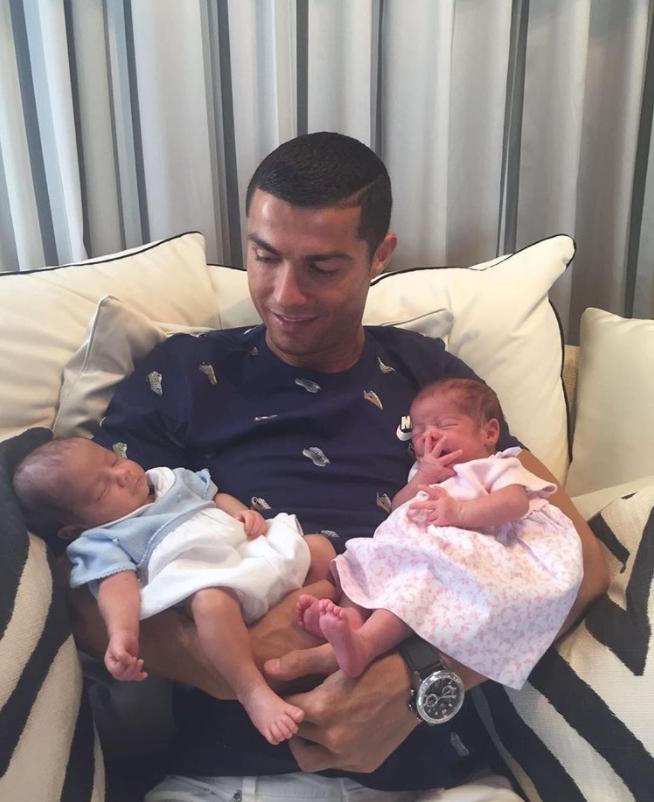 Credit: Cristiano Ronaldo/Instagram