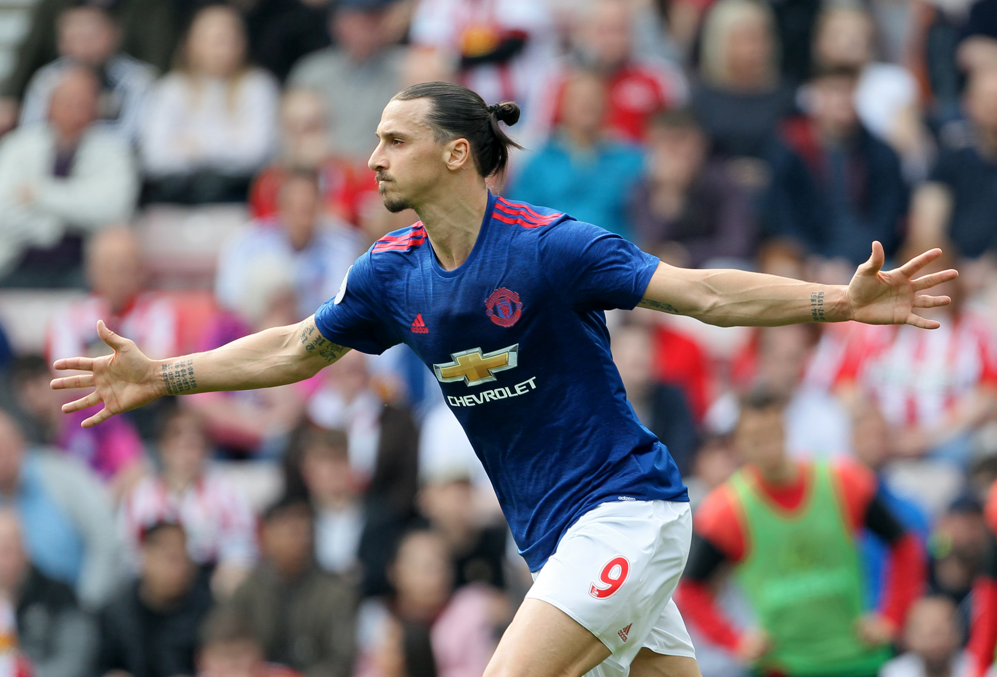 Mata reveals that Ibrahimovic refers to himself as God at Manchester United