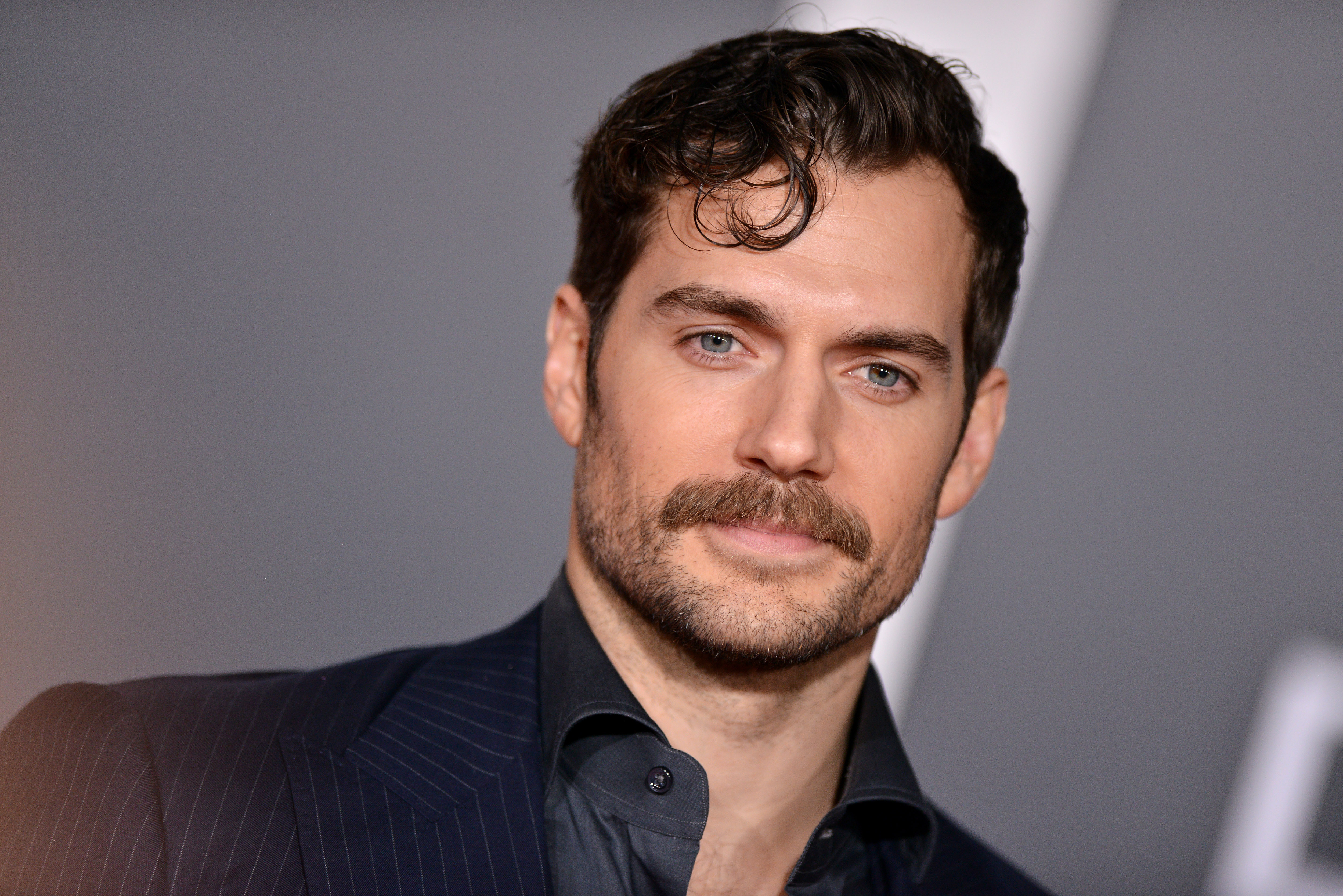 Weird Facial Hair Styles: People Have Noticed Something Strange About Henry Cavill's