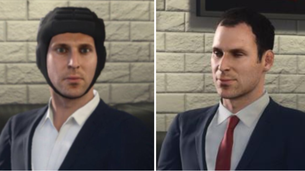 Petr Cech Now Wears A Tie Instead Of Helmet On FIFA 19 Career Mode