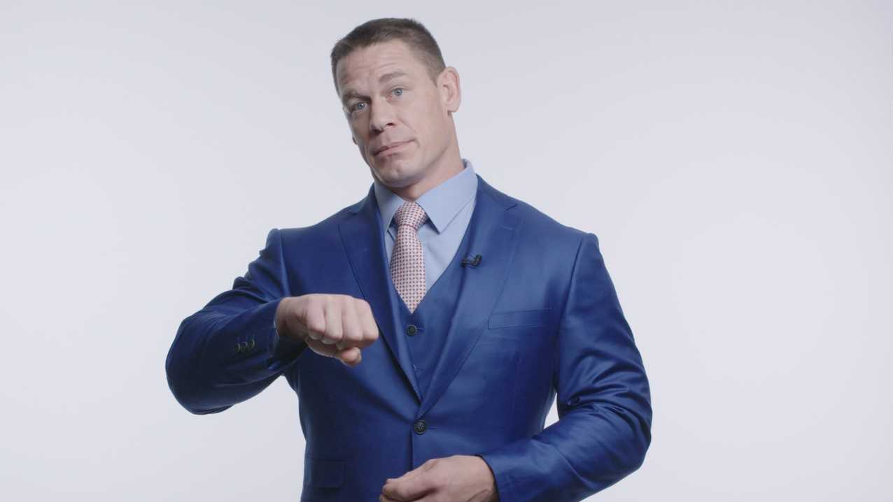 Watch: John Cena Reveals His Most Embarrassing Wrestling Moment, Ever