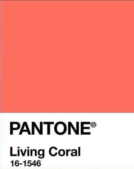 You won't be able to escape this shade in 2019. (Credit: Pantone)