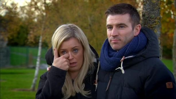 Couple On 'Don't Tell The Bride' Reveal Secret Heartache To Viewers