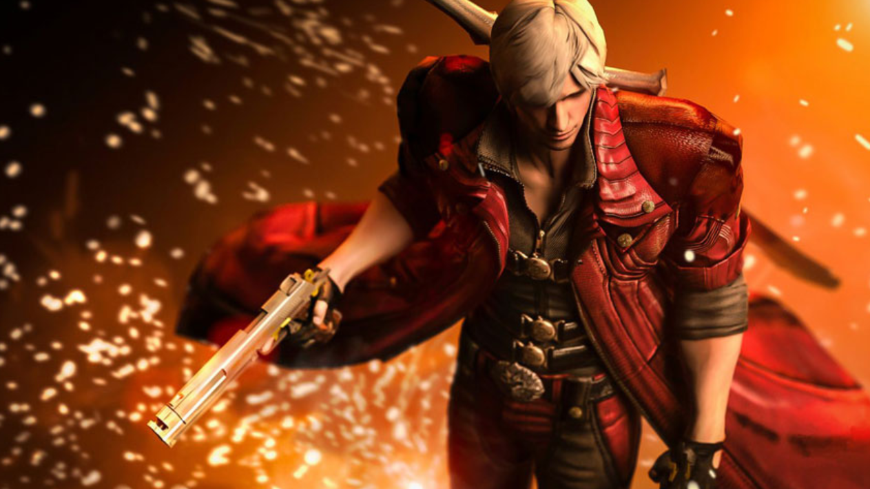 Capcom Registers Devil May Cry 5 Domain Name