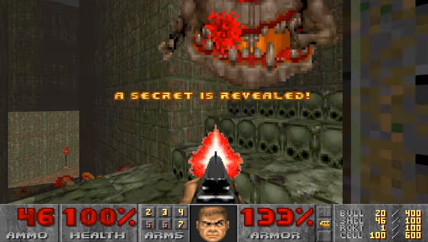 Doom II secret found after 24 years hiding in plain sight