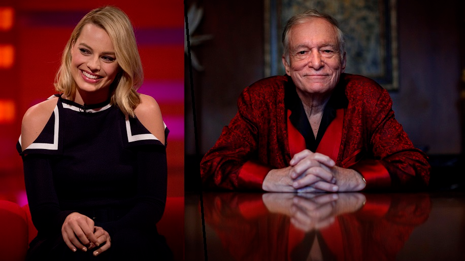Margot Robbie Could Star In The Biopic About Playboy Founder Hugh Hefner