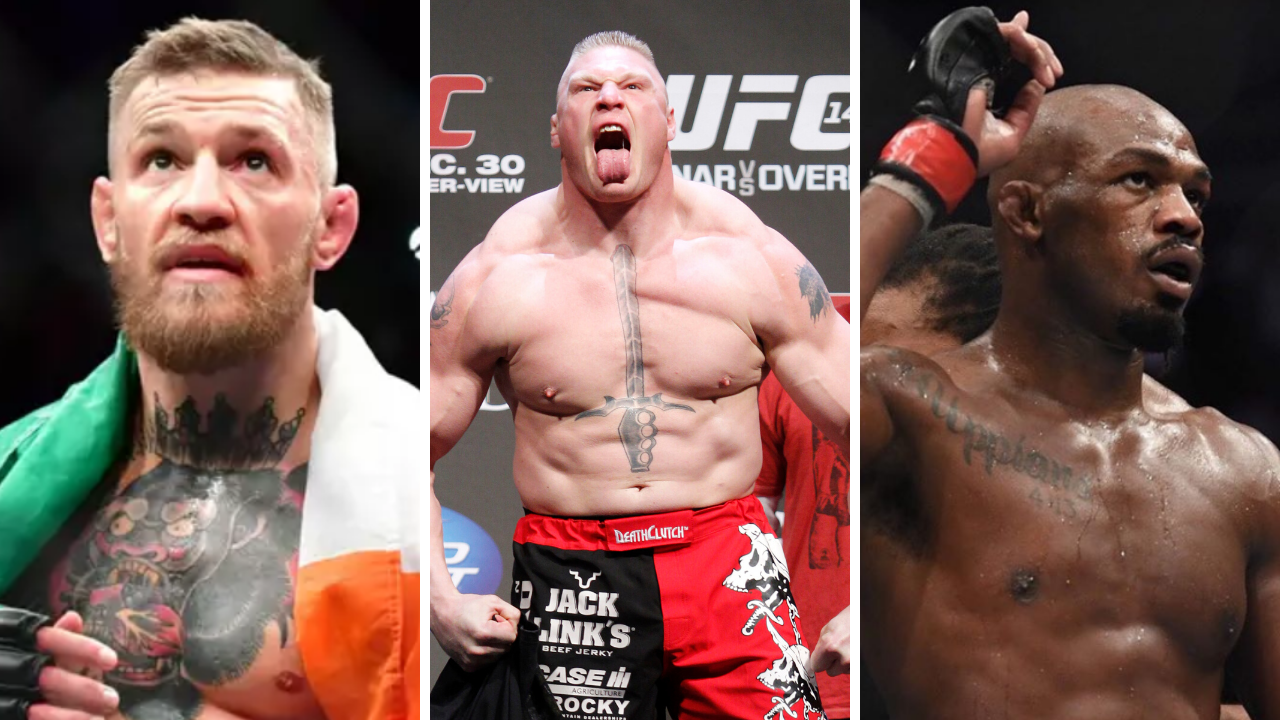 The 20 Richest Mma Fighters Of All Time Have Been Revealed Sportbible