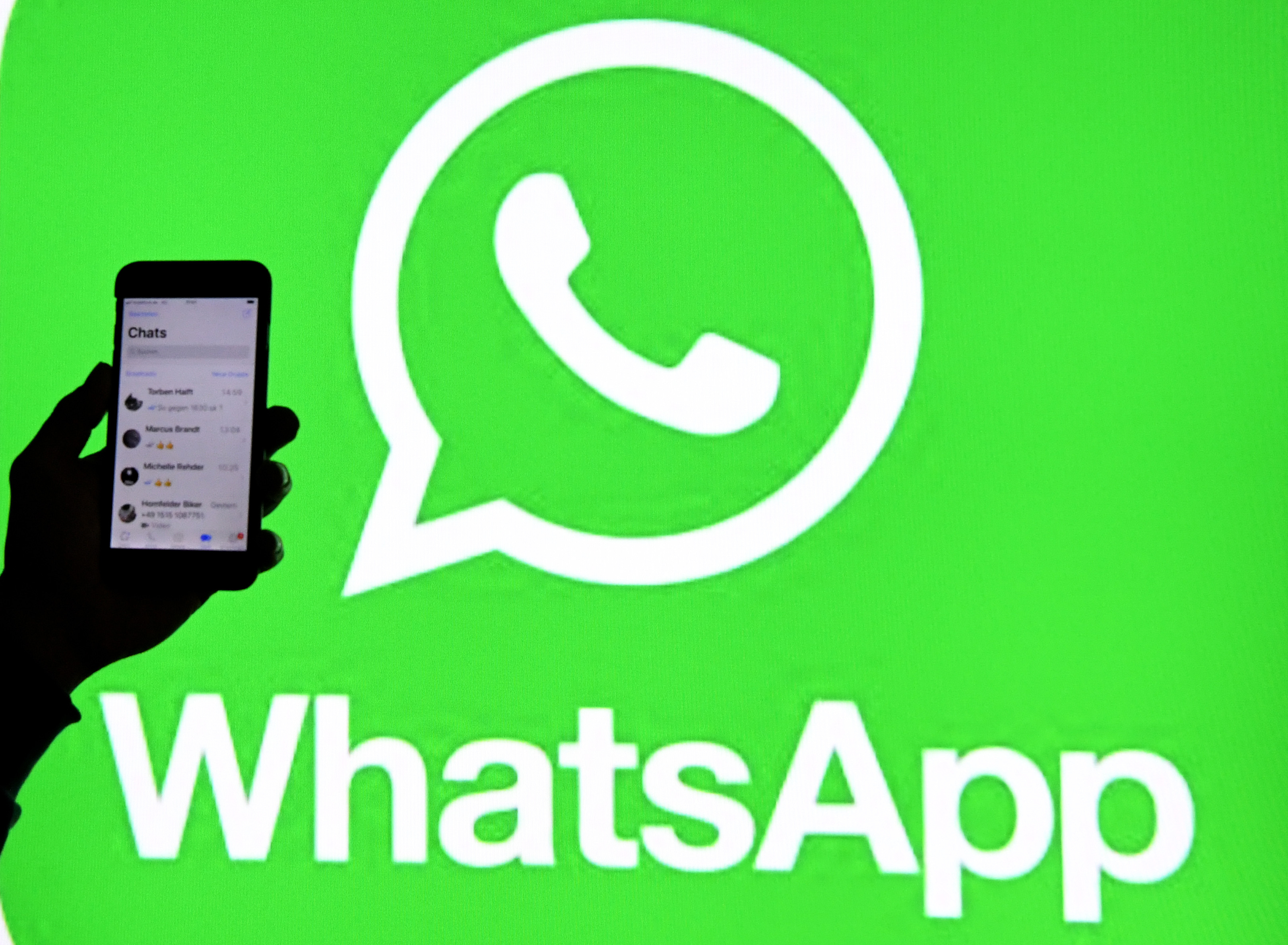 WhatsApp has been targeted by a surveillance attack. Credit: PA